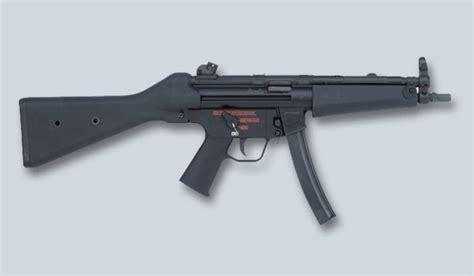 most mp subfusil metralleta mp5 armas modernas