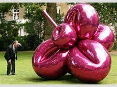 Jeff Koons, l'objet kitsch | Culture Générale et ... Jeff Koons Balloon Sculpture