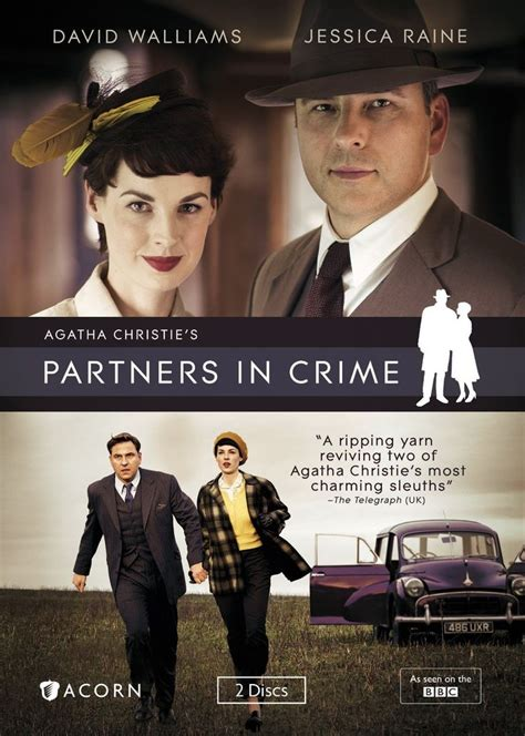 libro partners in crime agatha agatha christie s partners in crime dvd cover dvd and blu ray agatha christie