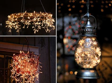 Handmade Outdoor Lighting - diy outdoor lighting ideas to illuminate your summer