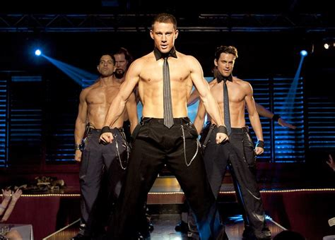 magic mike gives viewers a peek backstage toledo blade