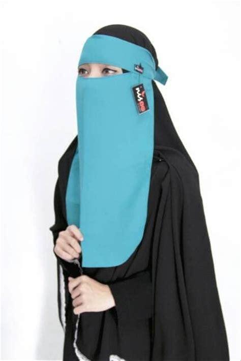 foto hijab cantik cadar tutorial hijab terbaru