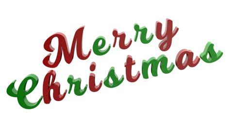 merry christmas red green text  stock photo public domain pictures