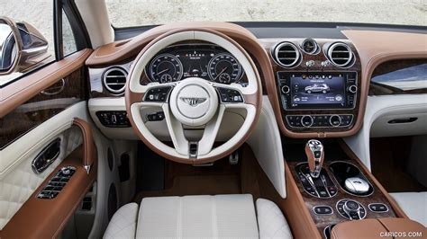 2017 bentley bentayga interior 2017 bentley bentayga interior cockpit hd wallpaper 129