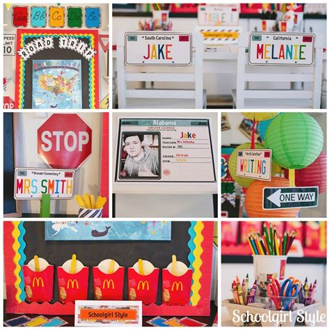 themes for class decoration from a to zoraida my classroom