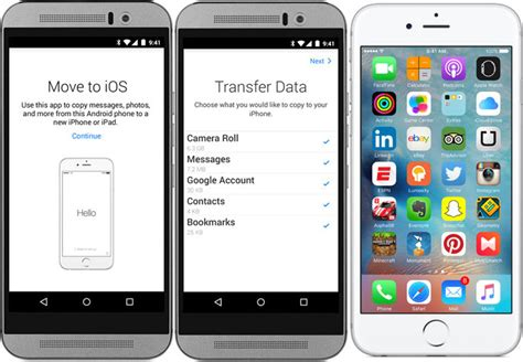 how to get iphone apps on android how to transfer sms from android to iphone leawo tutorial center