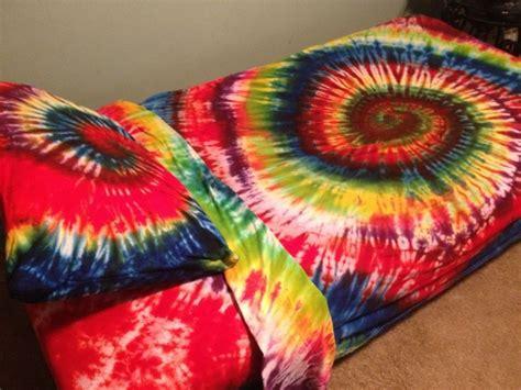 tye dye bedding custom tie dye tye dye sheet set brilliant colors twin to king ebay