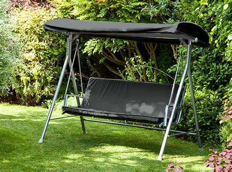 3 seater swing canopy replacement replacement canopy cushion for argos malibu 3 seater