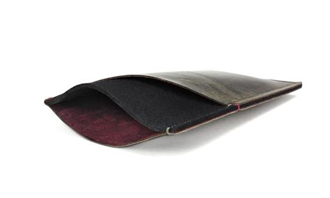 Handmade Leather Accessories - innovative design company promotes conscious consumerism