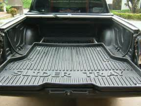 bed slide out cargo trays work truck truck