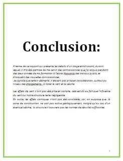 5 conclusion de rapport de stage boyfriend letters