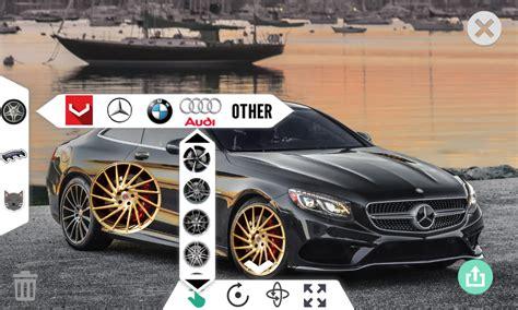 Auto Tuning Programm car photo tuning professional virtual tuning android