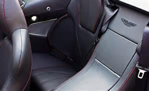 Aston Martin Db9 Back Seat Aston Martin Virage Volante The Ultimate Aston Does The