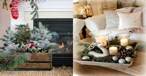 decoracion con cajas de madera decoraciones navide 241 as usando cajas de madera dale detalles