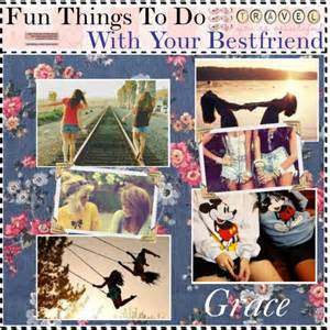 Fun things to do with your best friend summer pinterest