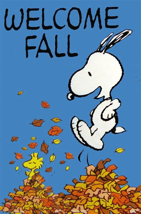 Snoopy Fall Images welcome fall snoopy pictures photos and images for