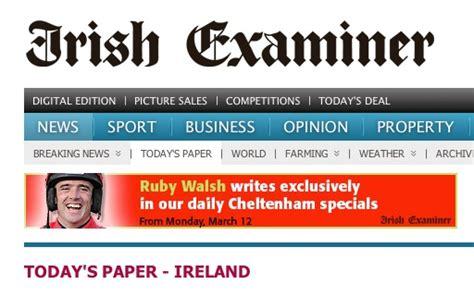 irish examiner jobs section irish examiner local lobbyists swimming against political