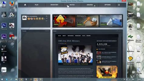 download counter strike global offensive on windows 8 8 1