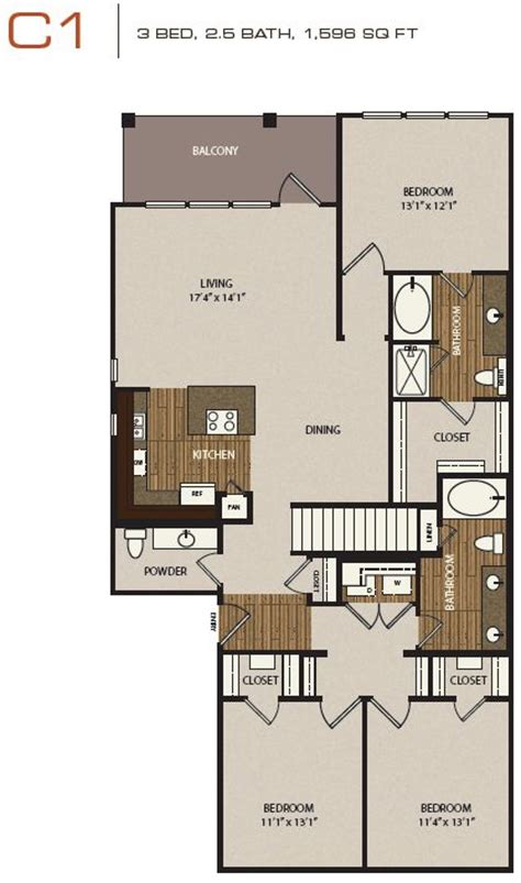 3x2 house plans check out cielo s 3x2 5 this floor plan includes a direct