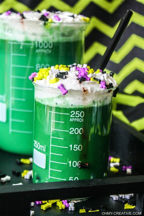 mad drink mad scientist drinks oh my creative