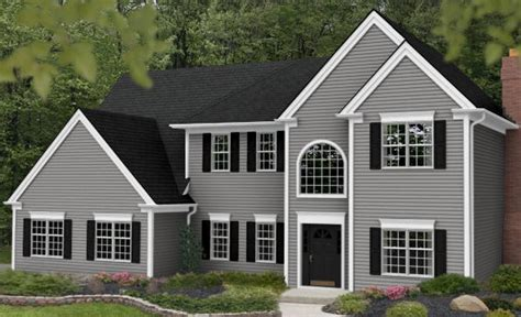 grey exterior house colors cape cod gray home improvements grey exterior