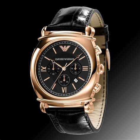 armani watches armani chronograph emporio armani