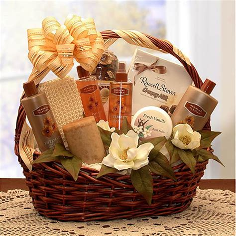 bathroom gift basket best occasion holiday sympathy new baby birthday gift