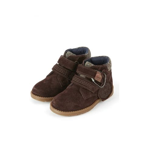 Kickers Delta Orin Brown orin boot infant kickers from kickers uk