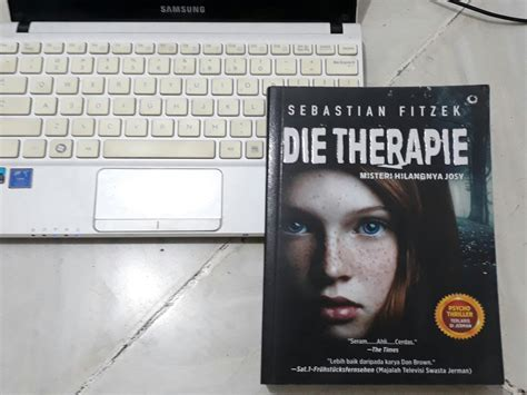 membuat cerita novel review buku novel die therapie review buku