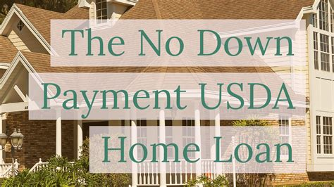 100 home financing with usda home loans the reports
