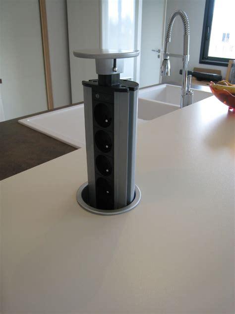 prise escamotable cuisine inox bloc escamotable compact inox prises galerie et prise