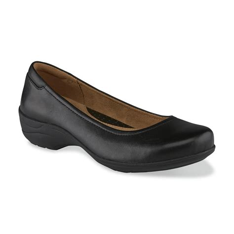 women comfort shoes i love comfort women s leather blake black casual slip on
