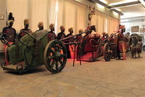 carrozze roma roma storica e museo delle carrozze tourme