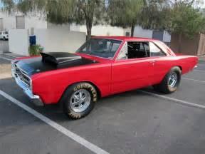 1968 Dodge Dart Hemi Demented Dart Mopar