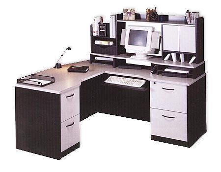O Sullivan Computer Desk With Hutch O Sullivan Computer Desk With Hutch