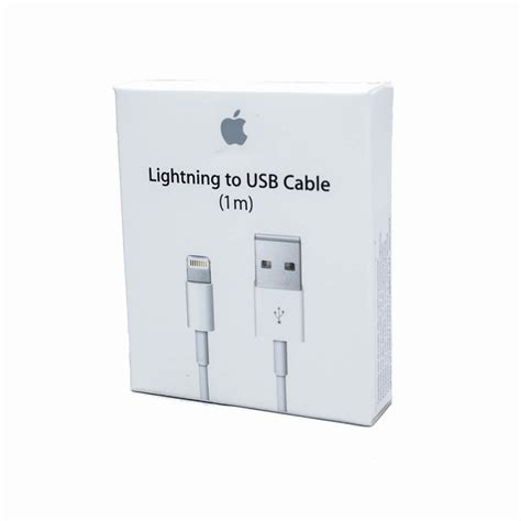 Connector Lightning To Usb Apple apple lightning to usb cable 1m hiaak