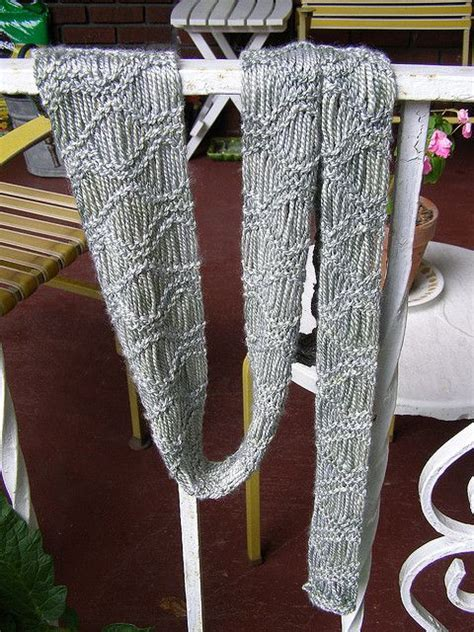 waterfall scarf knitting pattern 183 best images about knitty knot knot on free