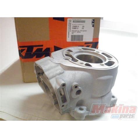 Ktm 125 Cylinder 50330005300 Cylinder Ktm Exc Sx 125 01 05