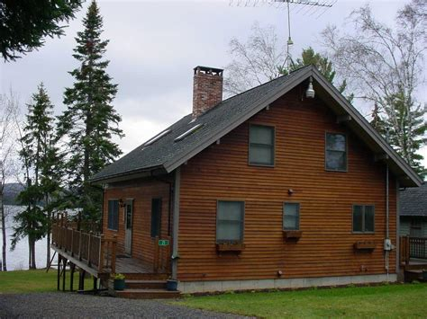 Rangeley Maine Cabins For Rent by Wolf Lodge Rental On Rangeley Lake