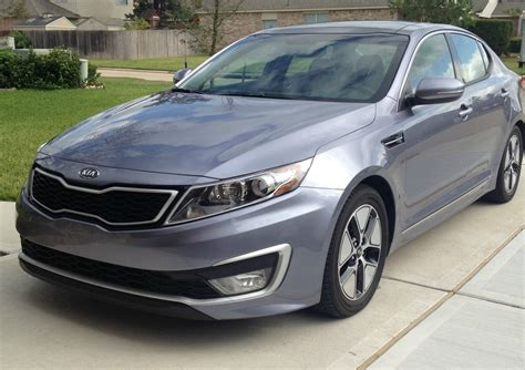 2012 kia optima hybrid premium review simply being