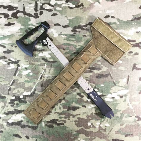 molle tomahawk sheath 50 best images about tactical webbing on edc