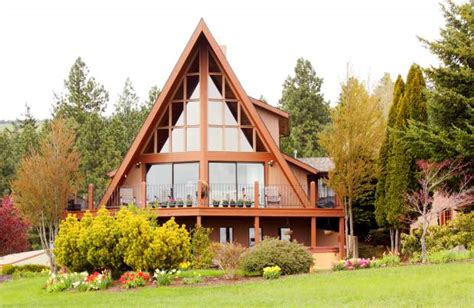 a frame style house designing an a frame home opinion tahoedailytribune