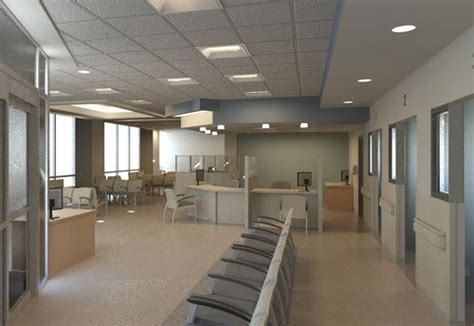 barnes hospital emergency room barnes hospital unveils new and improved emergency department waiting room st louis