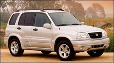 2002 Suzuki Vitara Specs 2002 Suzuki Grand Vitara Specifications Car Specs