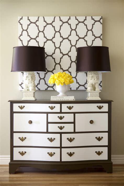 Decorative Dresser by Bedroom Dresser Decor