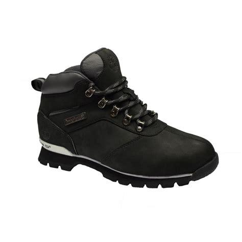 mens black timberland boots timberland timberland splitrock 2 hiker nubuck black n5a