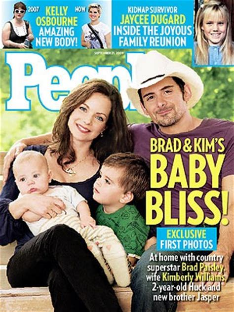 Baby Boy For Brad Paisley And Williams by Countryschatter 187 Archive 187 Country Baby News