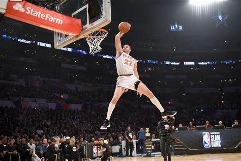 nba best slam dunk nba slam dunk contest 2018 reminds us all the cool dunks