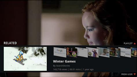google youtube google tv youtube app refreshed for better smart tv