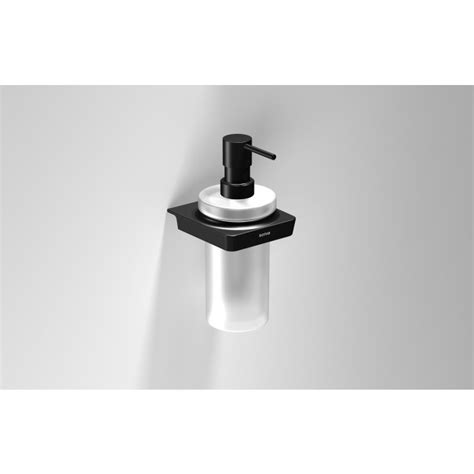 Dispenser Kick On s6 liquid soap dispenser matt black